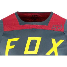 Fox Flexair - Maillot manches longues Homme - bleu